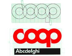 Bob Noorda Coop Logo