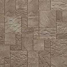 Techo-Bloc - Mista Collection - Chestnut Brown