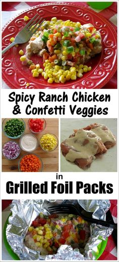 Spicy Ranch Chicken
