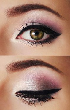 I love this makeup