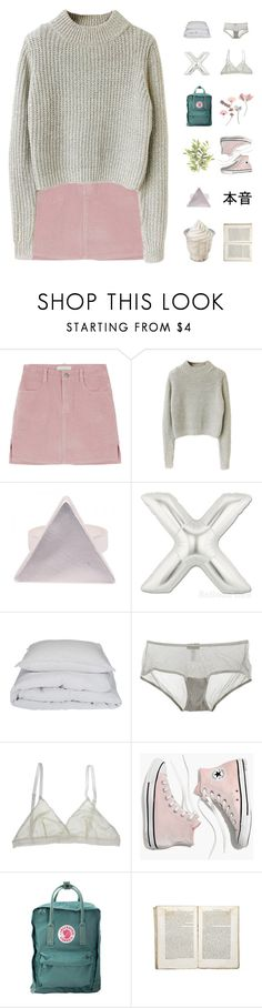 """EVERYBODY LIKES TO GET TAKEN FOR TURNS"" by spriingy ❤ liked on Polyvore featuring By Nord, Cosabella, Madewell, Fjällräven and Jayson Home"