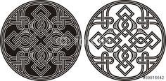 Vector illustration of ornaments - Buy this stock vector and explore similar vectors at Adobe Stock Textures Patterns, Print Patterns, Armenian Alphabet, Arabesque, Cross Stitch Geometric, Armenian Culture, Arm Art, Cross Art, Tattoo Project
