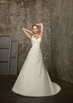 BRIDAL By Mori Lee Style 2514- I like this one too.