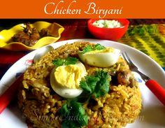 Chicken Biryani (Biriyani) | Simple Indian Recipes