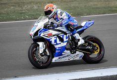 Taylor MacKenzie - Tyco Suzuki #BSB #britishsuperbikes #knockhill
