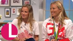 Olympic Sailing Champions Hannah Mills And Saskia Clark Talk Rio And Ret...