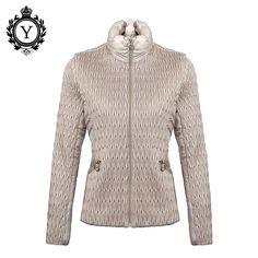 Stylish Down Jacket – awashdress