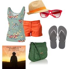 Paul Van Dyk Summer, created by indiestar2015 on Polyvore @Camille Deboer these shorts.