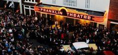 Franklin Theatre.  Franklin, TN