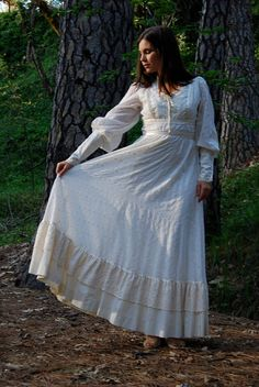 etsy vintage wedding dress