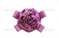 Purple ribbon ...  art, beautiful, beauty, bow, celebration, color, colorful, decor, decoration, decorative, design, event, fancy, festive, floral, flower, gift, greeting, happy, holiday, isolated, object, occasion, ornate, present, ribbon, romance, romantic, rose, shape, symbol, xmas