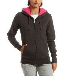 Women's Hooded Fleece Track Jacket: Women's Hooded Fleece Track Jacket: Packed with warmth and comfort, through and through, this warm hooded fleece track jacket from PUMA is here to keep you warm and comfy on cold autumn or winter days so you can concentrate on the important things!  Mix of warm, soft and durable materials for optimum warmth and comfort. Full-length zip as well as warm hood with soft single jersey lining and flat drawcord for adjustable ventilation and protection against…