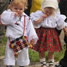 Romanian Traditional Baby Wear by TraditionalKidsWear Baby Wearing, Harajuku, Etsy Seller, Pride, Community, Traditional, Trending Outfits, Business, Creative