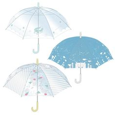 Protect yourself from the summer rain with these Hatsune Miku umbrellas Illustrated by Eri Kamijo