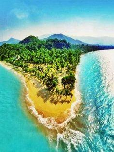Ko Samui - Island off the coast of Thailand Ko Samui, Koh Samui Thailand, Koh Phangan, Beautiful Islands, Beautiful Beaches, Beautiful World, Beautiful Boys, Dream Vacations, Vacation Spots