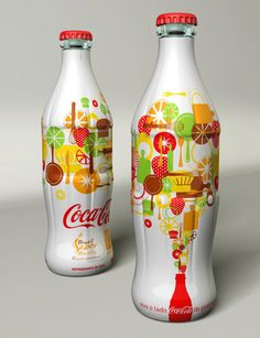 """Special Edition Bottle Sleeve for the event 4º Gastronomic Festival of Brasilia 2007."""