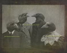 Crow Print 5x7-Crow Art-Crow Artwork-Gothic by jbirdistheword