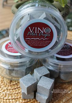 Vino Polar Drops are here! No more watered down Cheers~ Wine Gadgets, Wine Lover, Wine Parties, Soapstone, Bar Ideas, Wine Bottles, Wine Country, Uber, Best Part Of Me