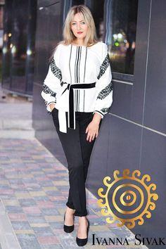Ukraine, from Iryna Modest Fashion, Hijab Fashion, Fashion Dresses, Lace Outfit, Blouse Outfit, Ethnic Fashion, Womens Fashion, Cotton Shirt Dress, Hooded Scarf