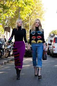 Chic Street Style and Accessories From Milan Fashion Week | POPSUGAR Fashion UK