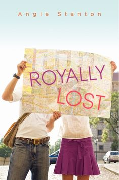 Read a sneak peek of ROYALLY LOST by Angie Stanton