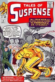 Tales of Suspense #41