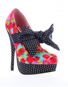 Iron Fist Indecent Obsession Platform Got these for Mothers Day........gawjuss!