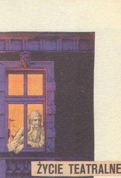 Collage Postcard by Wislawa Szymborska (to Wandy Klominkowej, 1985)