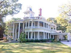 Victorian beauty, Waxahachie, Texas
