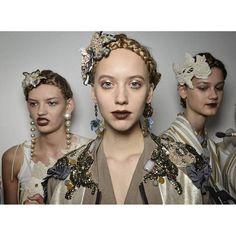 Antonio Marras - Backstage beauté : pendant la Fashion Week,