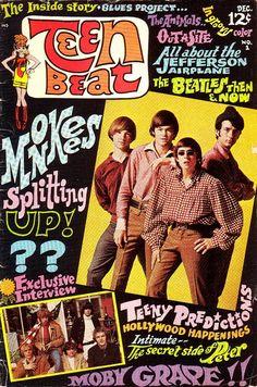 Teen Beat #1, December 1967 - Monkees