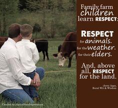 Family Farms Rocks