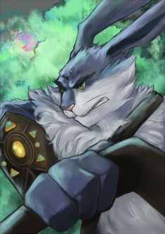 The easter bunny Bunnymund Cute Disney, Disney Art, Fantasy Movies, Fantasy Art, The Guardian Movie, Guardians Of Childhood, Wolf, Dreamworks Movies, Rise Of The Guardians