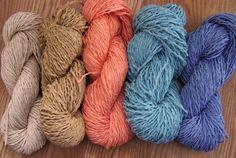 Ripped Textured Fabric Rug Yarn 8 Ounces Buy by HeartsDesireFiber, $4.75