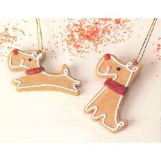 cookie design inspiration: Cute dogs from the Sweet Memories Collection