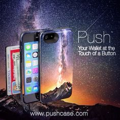 Galaxy Series now available at www.pushcase.com