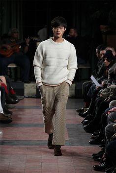 #Menswear #Trends Billy Reid Fall Winter 2015 Otoño Invierno #Tendencias #Moda Hombre F.Y!