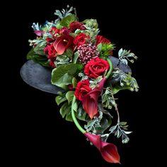 Dekoracja nagrobna Nr 613 - Greendeco - IN STYLE Casket Flowers, Grave Flowers, Funeral Flowers, Funeral Arrangements, Flower Arrangements, Arte Floral, Ikebana, Halloween Diy, Flower Designs