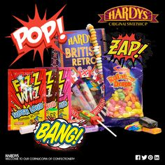 Make some noise this Bonfire Night with Hardys #Pop #Zap
