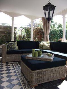buitengordijnen - Google zoeken Outdoor Sectional, Sectional Sofa, Outdoor Furniture, Outdoor Decor, Google, Home Decor, Homemade Home Decor, Modular Sofa, Corner Sofa