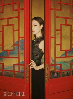 Female celebrities feature in Chinese-style fashion photos Asian Style, Chinese Style, Geisha, Old Shanghai, Shanghai Tang, Chinese Element, Art Asiatique, China Girl, Oriental Fashion