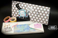 OMG, otro blog de scrap!: Tarjeta-caja para una boda
