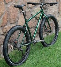 'Krampus' is a Fat-Tire Mountain Bike   Gear Junkie