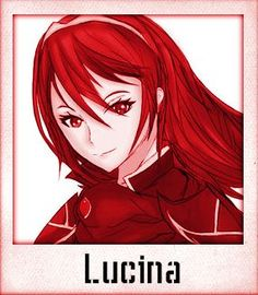 NON DISNEY - Lucina - Fire Emblem Awakening - Gryffindor