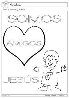 SGBlogosfera. Amigos de Jesús: JESÚS ES NUESTRO AMIGO