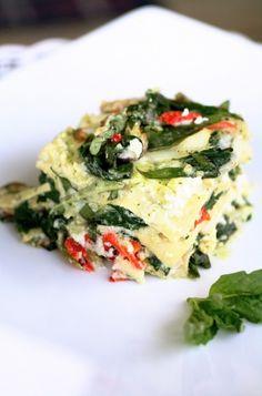 Delicious recipes: Garden lasagna