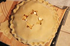 Homemade Apple Pie and Homemade Crust Tutorial!