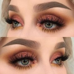 Greatest Makeup Looks For Fall #makeupideas #fallmakeup #makeuplooks #fallmakeuplook #halloween #fallinspiration