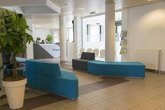 Pouf - Viasit - Organic office