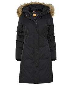 Boss Hugo Boss Coat  'Odoro' black 430€